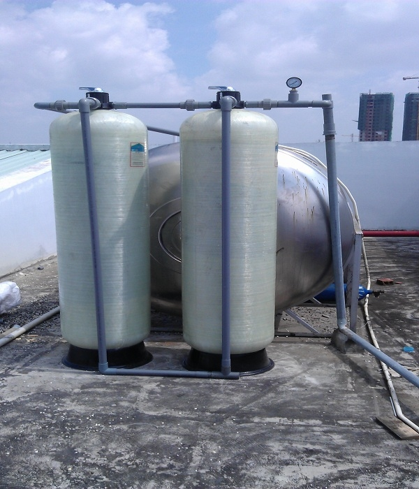 Hệ thống lọc nước thủy cục